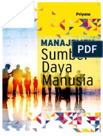 Naskah Msdm PDF Lengkap Priyono