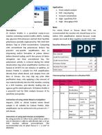 Enduro Datasheet