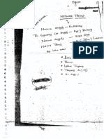 Network Theory (Haribabu) Class Notes