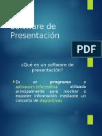 Sesión 1 - Software de Presentación