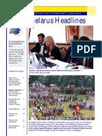 Belarus Headlines LV