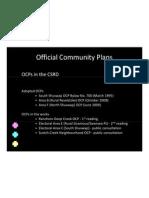 OCP slide