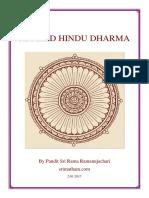 Applied Dharma