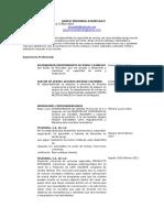 Curriculum Lic. Javier Miranda