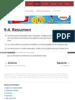 9.4. Resumen