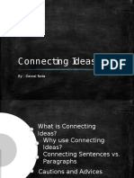 Connecting Ideas