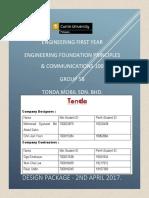 tonda mobil 1 design package final