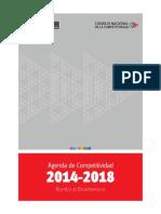 Agenda de Competitividad 2014-2018 RumboBicentenario.pdf