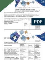Guía de Actividades y Rúbrica de Evaluación – Fase 3 – Trabajo de Análisis de Planes de Beneficios Salariales