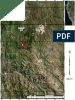 Mapa de Ubicacion Practica de Campo