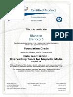 Blancco Cpa Certificate