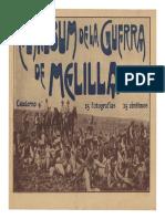 El Album de La Guerra de Melilla Cuaderno 4