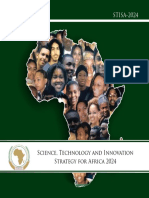Science, Technology and Innovation Strategy for Africa - Document