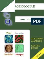 Microbiologia II UNIDAD I Alejandra Alvarado - Samuel Reyes