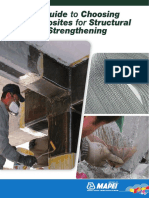 A Guide to Choosing Composites for Structural Strengthening