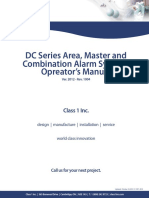 DC Series Digital Alarm Owner's Manual 26Jun12