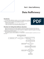Data Sufficency Practice Resource