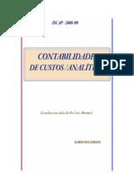 Caderno CCustos - 2008_2009