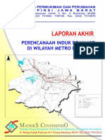 Masterplan Drainase Bandung Raya
