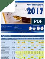 Jadwal Training 2017