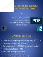 HEC HMS Training