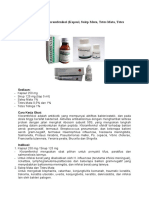 Chloramphenicol Tugas Informasi Obat