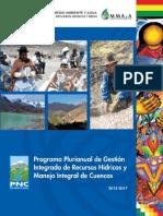 Programa Plurinacional Cuencas