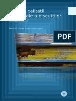 Analiza Calitatii Senzoriale a Biscuitilor