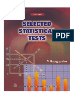 Selected Statistical Tests