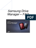 FRA_Samsung Drive Manager FAQ Ver 2.5