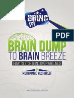 Brain Dump to Brain Breeze