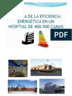 Mejora de La Eficiencia Energética en Un Hospital de 400-500 Camas