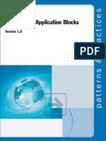 Testing .NET Application Blocks