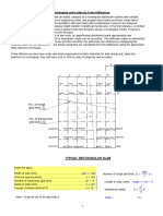 Mathcad - Finite Difference Method