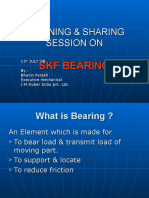 SKF Bearing Basics