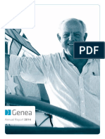 2014 Annual Report Genea