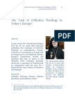 Zizioulas, John - The Task of Orthodox Theology in Today´s Europe.pdf