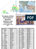 The Places of Birth and of Death of Byza
