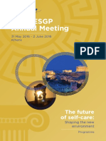 AESGP 52nd Annual Meeting Athens