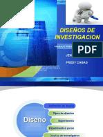 Concepcion de Un Diseño de Investigacion Original