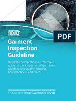 Garment Inspection Guideline