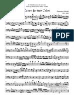 Can Gabrielli 2 Cellos