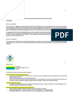 Comparison Subpart Q vs New FTL 030314