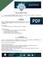 Edital 01 - Torneio - PACLAR