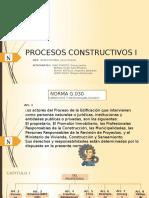Procesos Constructivos i g030