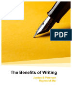 Self Authoring WritingBenefits