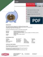 Firewater Pump OGF250x350 Generell Datablad