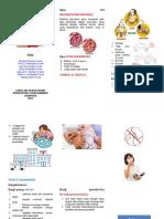Leaflet Bronkopneumonia