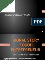 Tokoh Entrepreneur