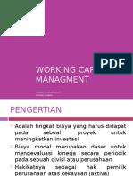 3. Working Capital Managment